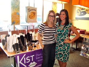 Ashley Boynes and Keri Bozich of Crazy Hot Clothes