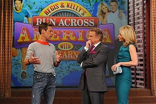 Dean on Regis & Kelly