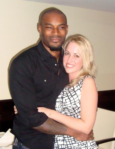 A hug from Tyson!